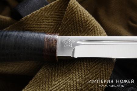 Nozhi Zlatoust AiR Финка 3 Кожа - 1