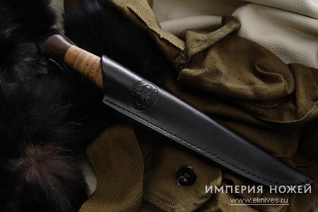Nozhi Zlatoust AiR Финка 3 Береста - 5