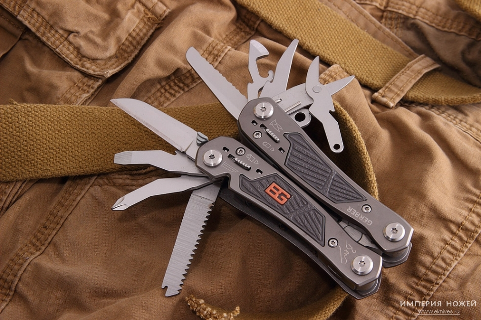 Bear Grylls Ultimate Multi-tool - Gerber