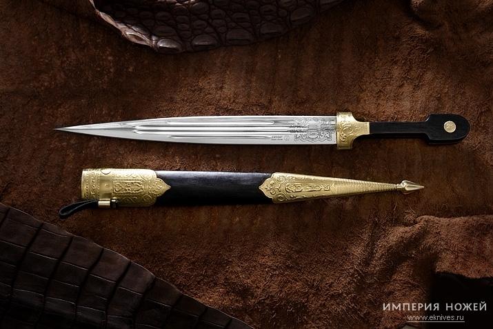 Нож подарочный кизляр кд самый популярный нож ganzo