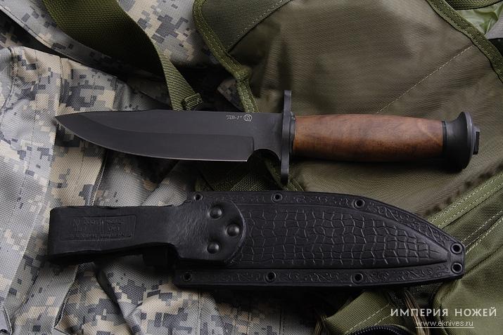 Нож охотничий дв-1 ножи 95х18 командор