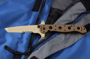 CRKT Tan Special Forces M16-13DSFG