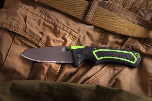 Gerber Outdoor Freescape Folding Sheath Knife