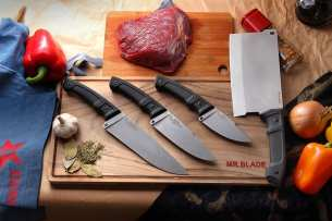Mr.Blade Tactical kitchen knives