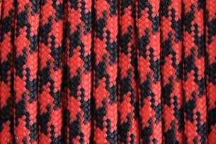 Atwood Rope Паракорд Red black camo 550