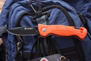 Ganzo G611 Orange