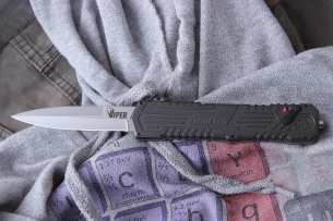 Schrade Viper Out The Front Assist Knife