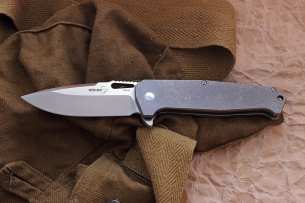 Boker Jim Burke design Hitman Flipper