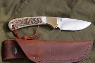 Buck Elk Small Skinner 0113EKSBCLE