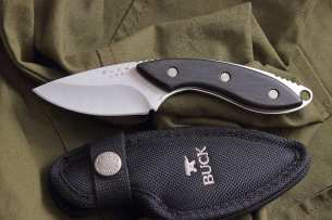 Buck Mini Alpha Hunter 0195GYS-B
