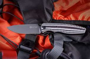 Mr.Blade Zipper Colored G10