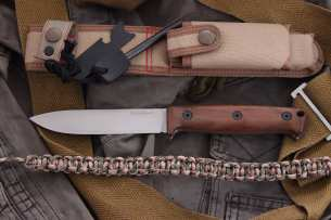 Ontario Bushcraft Field Knife 6525