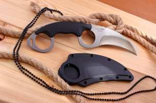 Cold Steel Double Agent I