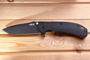 Zero Tolerance Hinderer Black Scale Folder