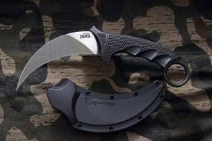 Cold Steel Steel Tiger