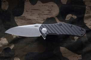 Zero Tolerance Limited Carbon Fiber Assisted