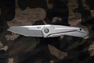 Zero Tolerance Gus T. Cecchini of GTC Knives KVT