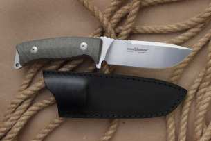 Fox Fox Pro - Hunter Micarta Handle
