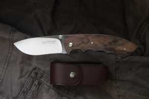 Fox Fox Kommer Hunting Knife Ziricote