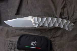 Fox Fox Knives and Olamic Tactical Collaboration Bravado