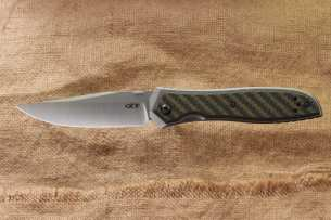 Zero Tolerance Emerson's Design 0640 Folder 2-Tone Finish Crucible CPM