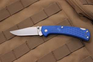 Buck 112 Ranger Blue