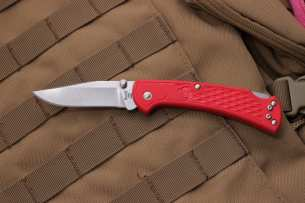 Buck 112 Ranger Red