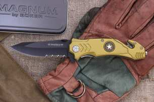Magnum by Boker Magnum Army Rescue