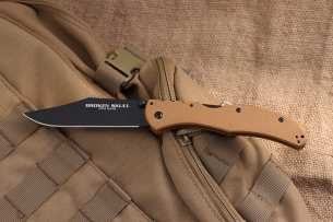 Cold Steel Skull II Coyote Tan