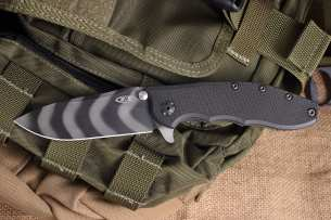 Zero Tolerance Hinderer Sprint Run Slicer KVT