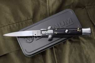 Magnum by Boker Sicilian Needle Dark Wood