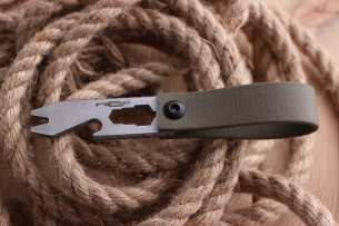 N.C.Custom Tool №2 Dark tan