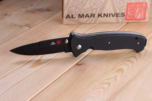 Al Mar Knives Sere 2000 Черный