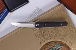 Boker Kwaiken Mini Flipper Carbon