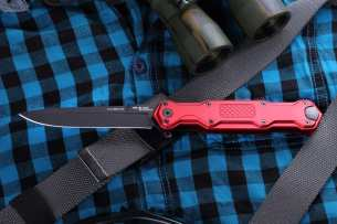 Mr.Blade Red Cosmo Black