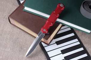 Mr.Blade Red Cosmo Satin