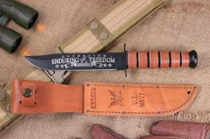 Ka-Bar US Navy OEF Afghanistan