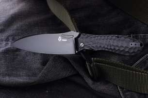 Brutalica Ponomar Folder black blackwash