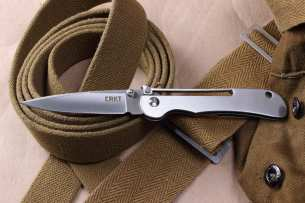 CRKT Offbeat Designed by Pat & Wes Crawford 7730