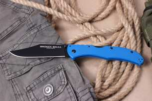 Cold Steel Broken Skull 4 Blue
