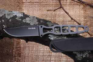 Ka-Bar Skeleton Fixed Blade 1118BP