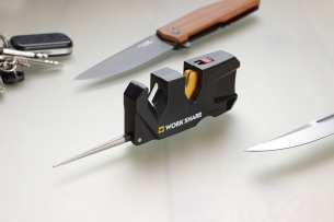 Work Sharp Pivot Plus Sharpener