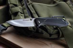 Magnum by Boker Advance Checkering