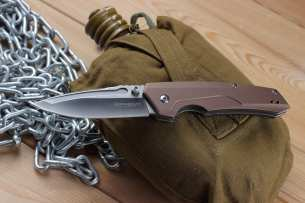 Magnum by Boker Seventies Metallic
