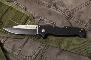 Cold Steel SR1 Lite Clip Point