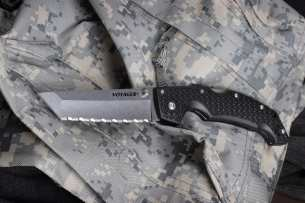 Cold Steel Voyager Large Tanto Point