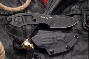 Special Knives Bull black stonewashed