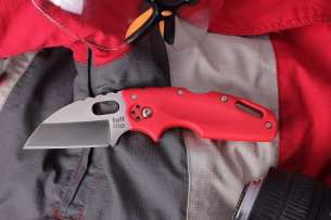 Cold Steel Tuff Lite Plain Edge Red