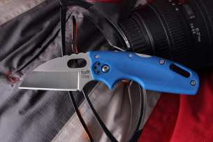 Cold Steel Tuff Lite Plain Edge Blue