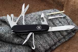 Victorinox Huntsman Black